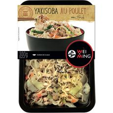 Wei Ming Nouilles yokisoba poulet 300g