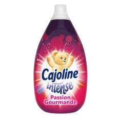 Cajoline Assouplissant intense concentré passion gourmande 64 lavages 960ml