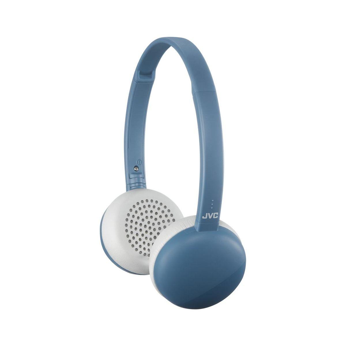 Casque audio Bluetooth léger - Bleu - HA-S20BT
