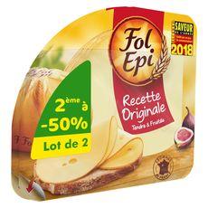 Fol Epi tranche 2x150g dont le 2ème à 50%