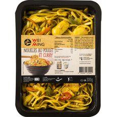 Wei Ming Wok de nouilles au poulet 300g