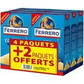 Ferrero Couscous moyen 4x1kg +2offerts