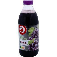 AUCHAN Jus de raisins 1L