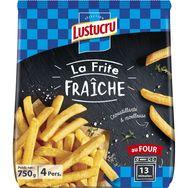 Lustucru frites fraîches 750g