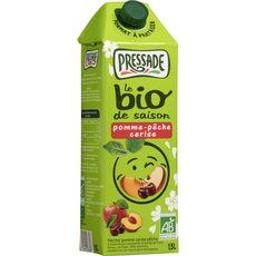 Bio Pressade nectar fruits de saison brique 1,5l