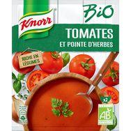 Knorr soupe aux tomates et pointes d'herbes bio 45g