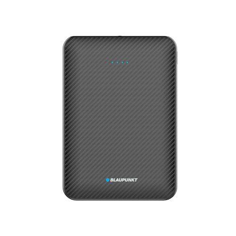 BLAUPUNKT Chargeur externe de batterie - Noir