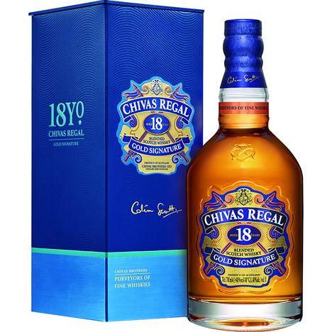 CHIVAS REGAL Scotch whisky blended malt ecossais 40% 18 ans