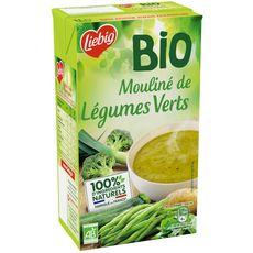 Liebig bio mouliné de légumes verts 1l