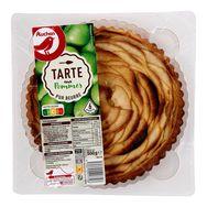 Auchan tarte aux pommes 550g