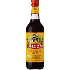 Dillon sirop de canne roux -70cl