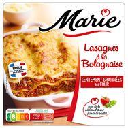 Marie lasagnes à la bolognaise 300g