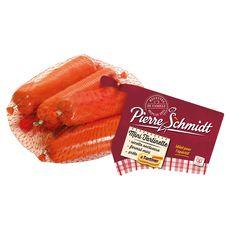 SCHMIDT Mini saucisse à tartiner 4 pièces 160g