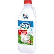 LACTEL LACTEL Lait frais entier 2L 2L