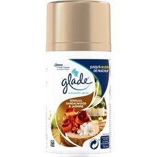 Glade GLADE Recharge pour spray automatique sensual sandalwood jasmin