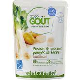 Good Goût poireaux pommes de terre cabillaud 190g dès 6mois