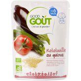 Good Goût bio ratatouille de quinoa 190g dès 6mois
