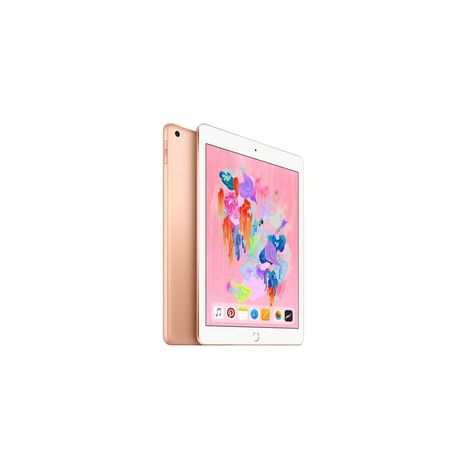 APPLE Tablette iPad 9.7 pouces Or 128 Go