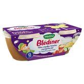 Blédina Blédîner pâte tomate courgette lait 2x200g dès 12 mois