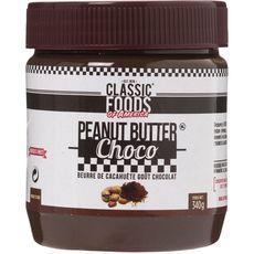 CLASSIC FOOD Classic Food peanut butter chocolat 340g 340g