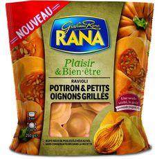 RANA Ravioli au potiron et petits oignons grillés 2 portions 250g