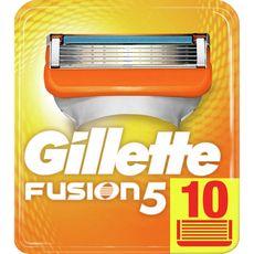 Gillette Fusion5 recharges lames de rasoirs x10