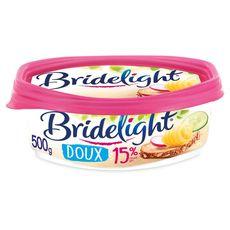 BRIDELIGHT Bridelight 15% MG doux barquette 500g