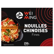 Wei Ming nouilles chinoises 250g