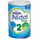 Nestlé Nidal plus formule épaissie 2ème âge 800g dès 6 mois