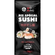 WEI MING Riz japonica spécial sushi 5kg