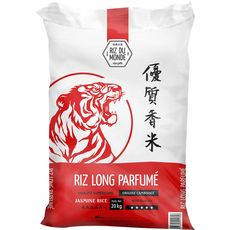 RIZ DU MONDE Riz long parfumé origine Cambodge 20kg
