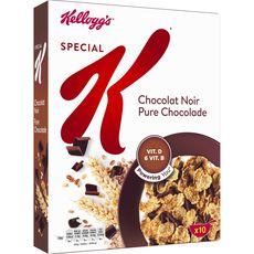 Kellogg's spécial k chocolat noir 300g
