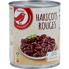 AUCHAN Haricots rouges 500g