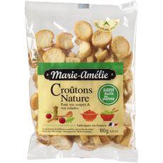 MARIE AMELIE Marie-Amélie Croûtons nature 100g 100g