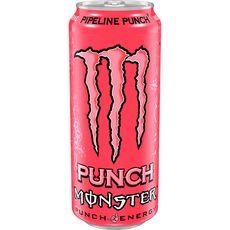 Monster energy Boisson énergisante pipeline punch boîte 50cl