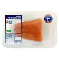 Auchan filet de saumon filière responsable 250g