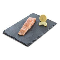 AUCHAN LE POISSONNIER Auchan Le Poissonnier Pavé de saumon d'Ecosse filière responsable 125g 125g