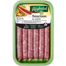 Reghalal saucisses halal x6 - 300g