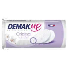 Demak'Up Original cotons ovales à démaquiller x70