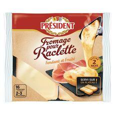 Président fromage à raclette 350g