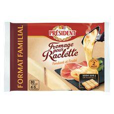 Président fromage à raclette 680g