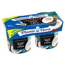 MAMIE NOVA Mamie Nova Yaourt brassé à la noix de coco 2x150g 2x150g
