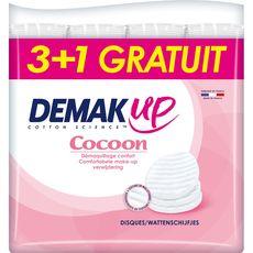 Demak'Up Cocoon cotons disques à démaquiller 4x85