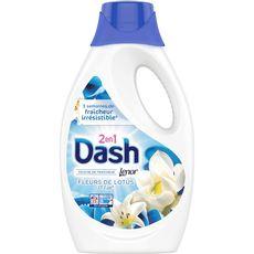 Dash lessive diluée lotus lavage x23 -1,265l