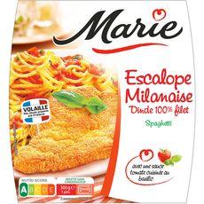Marie escalope milanaise spaghetti 300g