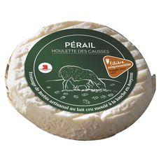 FROMAGE Pérail Fromage au lait cru de brebis filière responsable 135g