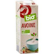 Auchan Bio boisson à l'avoine brique 1L