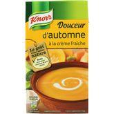 Knorr soupe douceur d'automne à la crème fraîche 1l