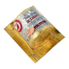 AUCHAN Bloc de foie gras de canard avec morceaux 7 parts 280g
