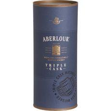 Aberlour whisky triple cask 40° -70cl